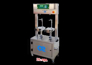 Autelec Tecnologìa - Maquinarias aceite de oliva -envasadora por peso DL-294 autelec