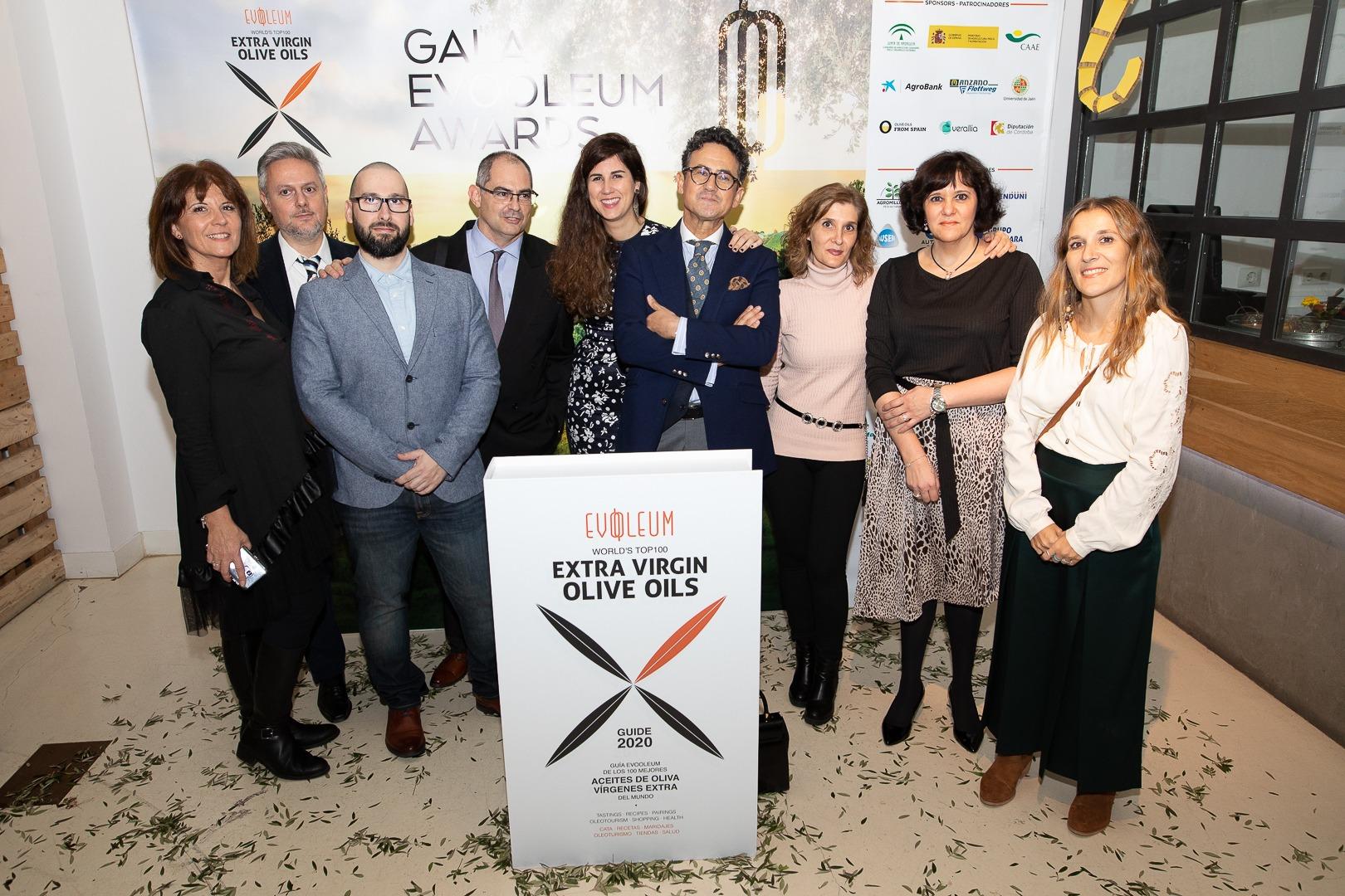 Autelec participa en la Gala de los Premios EVOOLEUM 2019